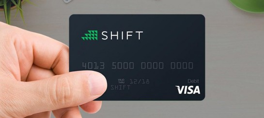 Shift | First Bitcoin Visa Debit Card In The USA