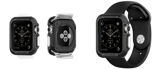 Rugged Apple Watch Case | By Spigen
