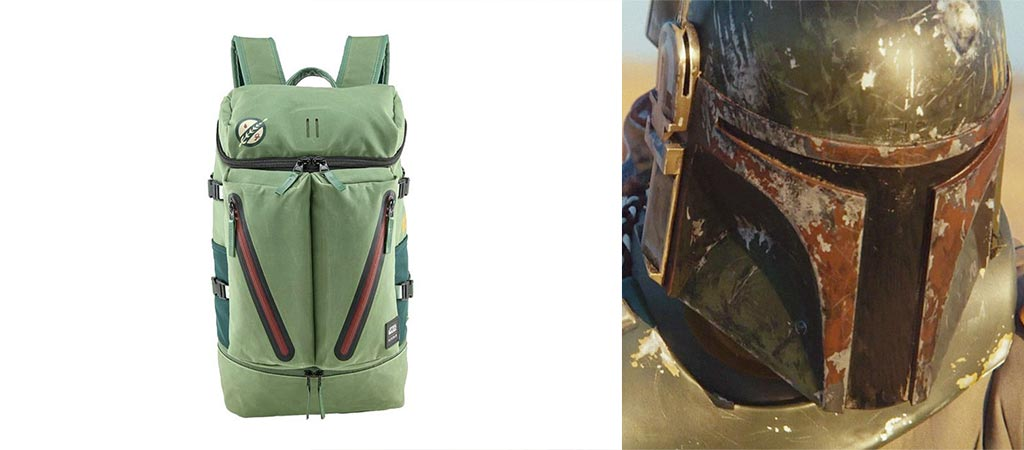 Star Wars X Nixon Boba Fett A-10 Backpack