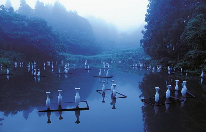 Chiyoko Todaka,Yamanaka Zutsumi Spiral Works, 2006