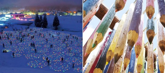 The Echigo-Tsumari Art Triennale | The Largest Art Festival in the World