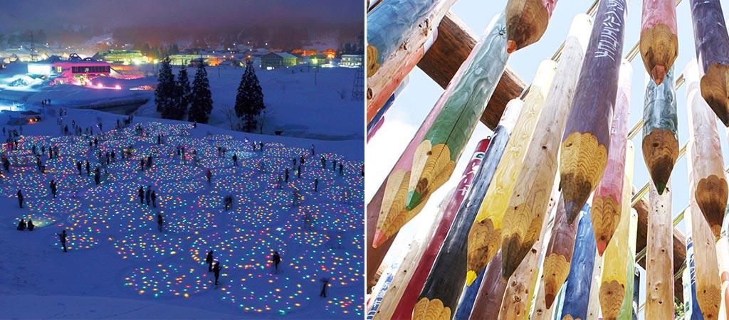 The Echigo Tsumari Art Triennale