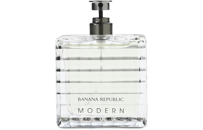 Modern Banana Republic Man