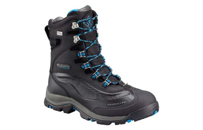 Columbia Men's Bugaboot Plus III Titanium Omni-Heat Boot