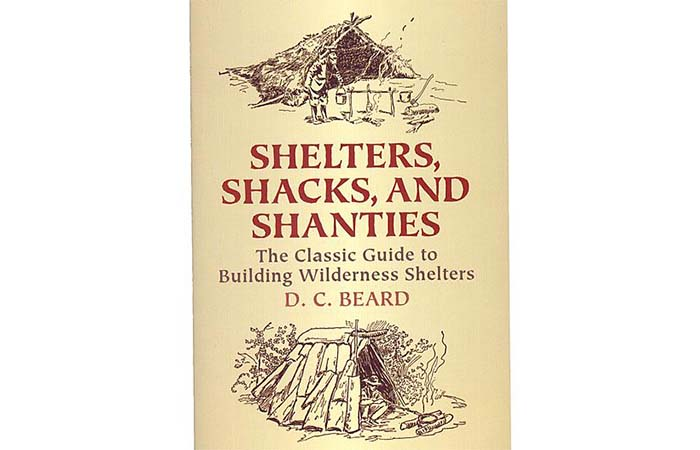 Shelters, Shacks, and Shanties by D.C.Beard