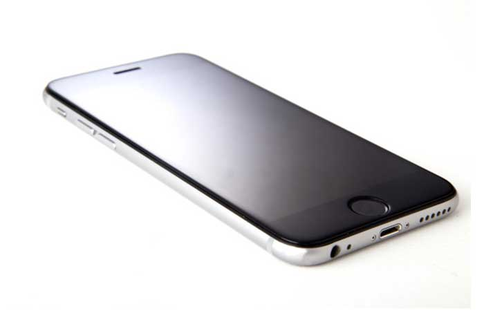 Topaz Glass Protector for iPhone