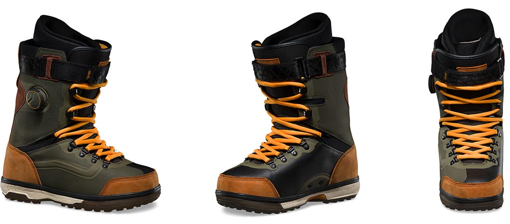 bf2fbc4e4f Vans Infuse Snowboard Boots | Beautifully Made Quality Snow Boots
