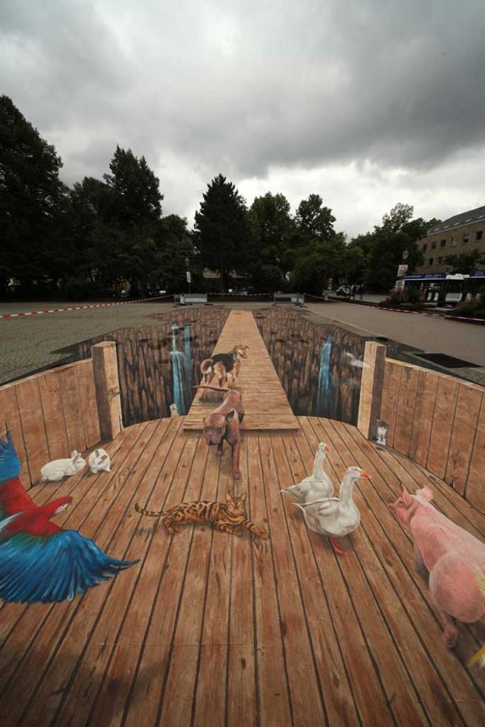 Edgar Mueller street art