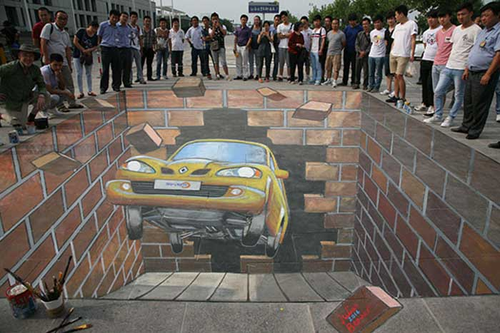 John Pugh street art