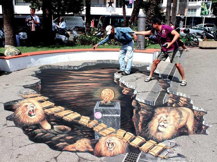 Manfred Stader street art