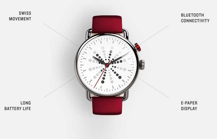 What watch characteristics