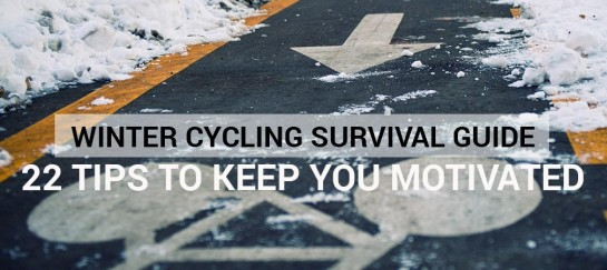 Winter Cycling Survival Guide | 22 Tips To Keep You Motivated