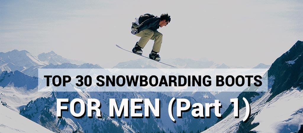 best snowboard boots 2016