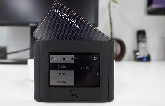 Wocket - Smart Wallet