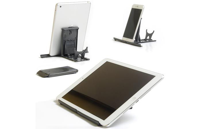 Plinth Pocket Travel Tablet Stand