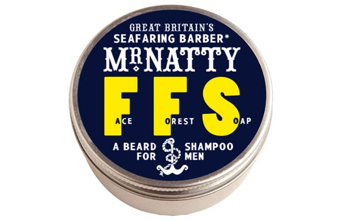 Mr. Natty's Beard Shampoo