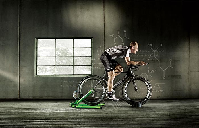 Kinetic Kurt Bicycle Trainer