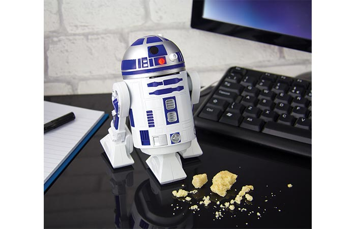 Star Wars R2D2 Desktop Vacuum Cleaner