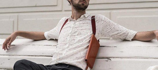 Tablet Shoulder Holster | By Carter