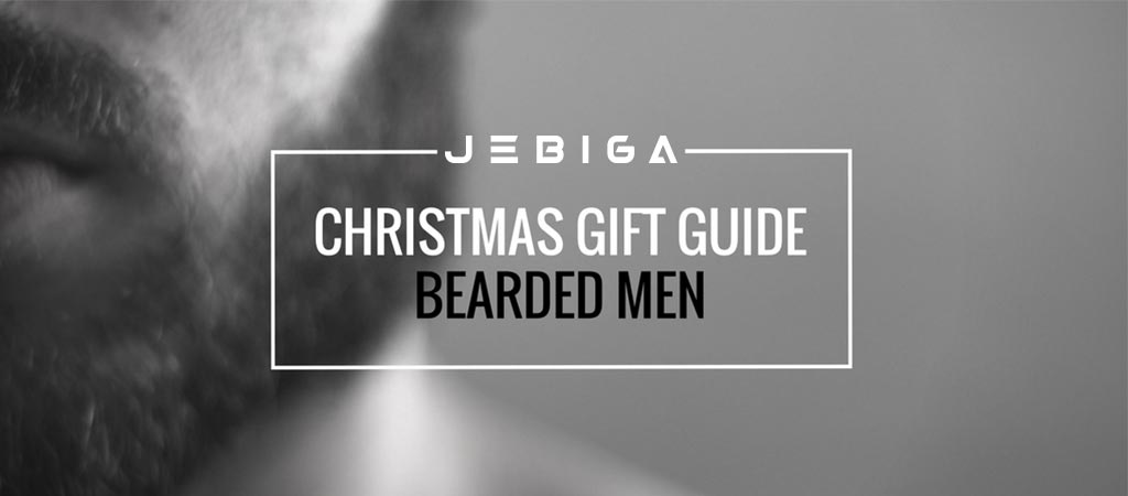 Christmas Gift Guide | Bearded Men