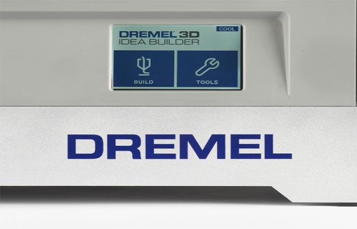 Touchscreen On Dremel Idea Builder 3D Printer