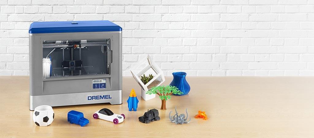 dremel idea builder 3d printer jebiga design lifestyle. Black Bedroom Furniture Sets. Home Design Ideas
