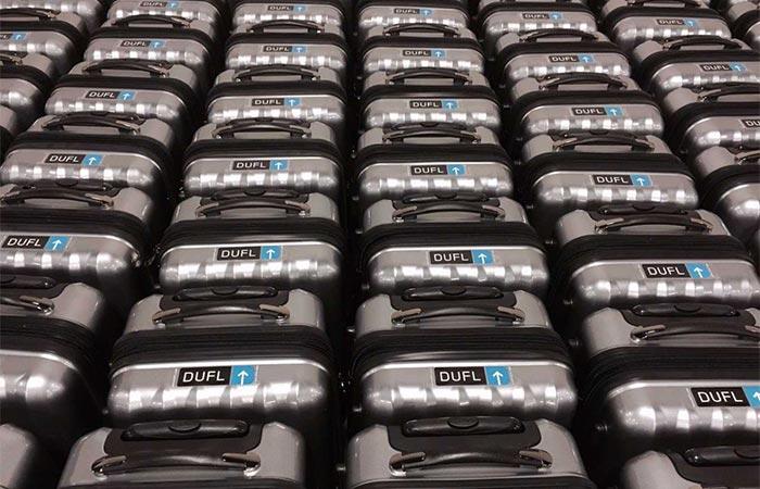 Dufl Suitcases