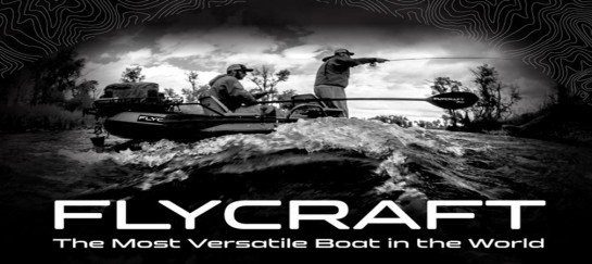 Flycraft Stealth Boat | The Most Versatile Boat Out There