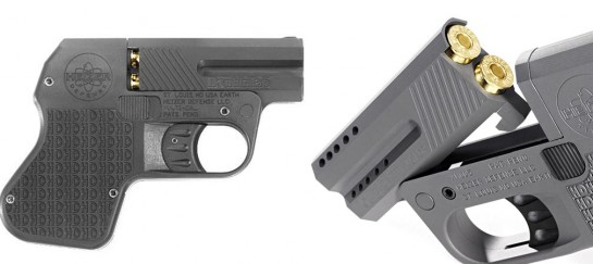 Heizer Defense DoubleTap Self-Defense Handgun