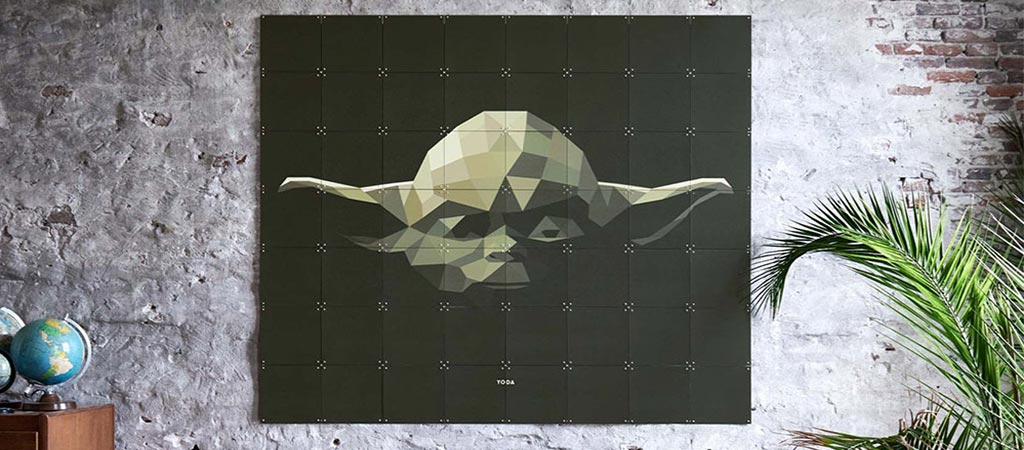IXXI Star Wars Mosaic Wall Art
