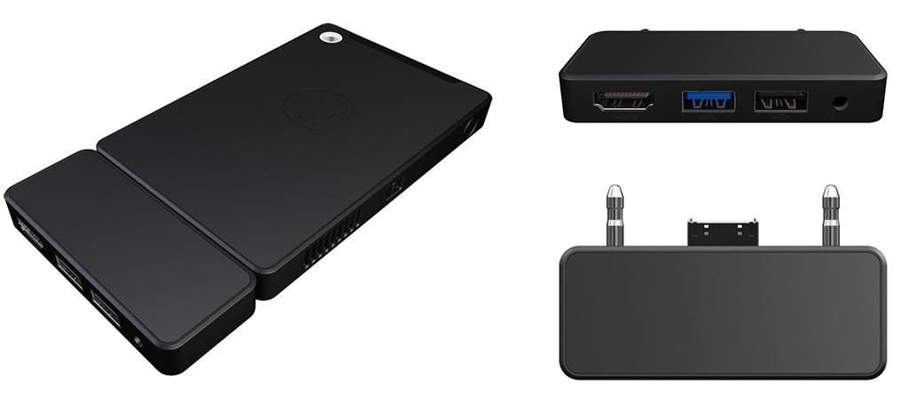 kangaroo portable phone sized pc with windows 10 jebiga design lifestyle. Black Bedroom Furniture Sets. Home Design Ideas