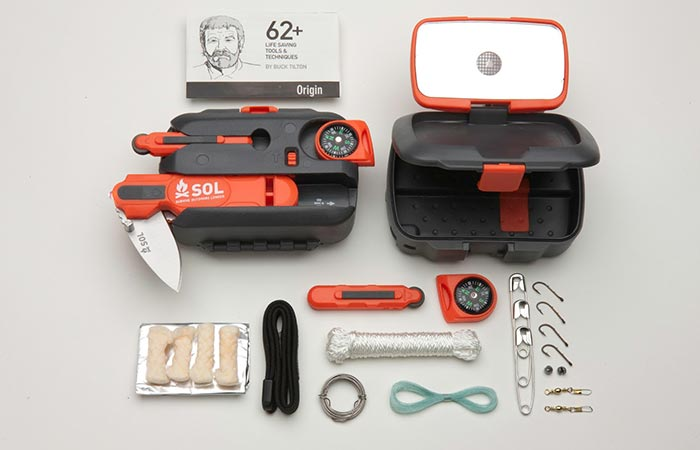 Adventure Medical Kits SOL Origin Survival Tool