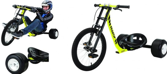 Razor DXT Downhill Drift Trike
