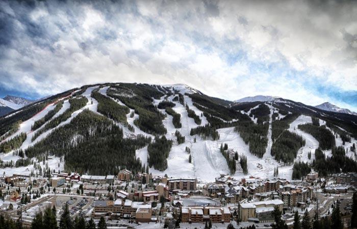 Copper Mountain Ski Resort , Colorado