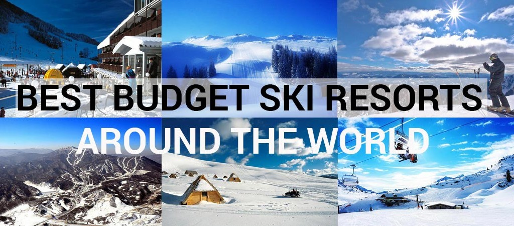 Best Budget Ski Resorts
