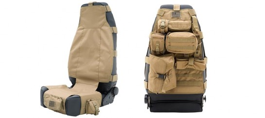 Smittybilt Tactical G.E.A.R. Seat Covers