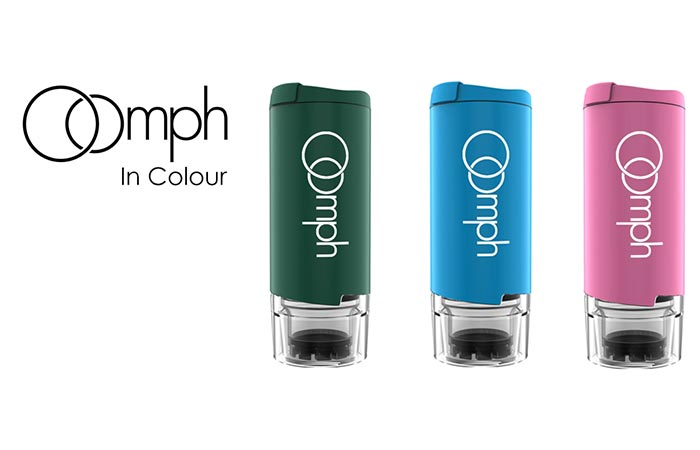 The Oomph in colors