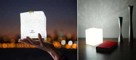 Solight Solarpuff | Solar-Powered Lantern