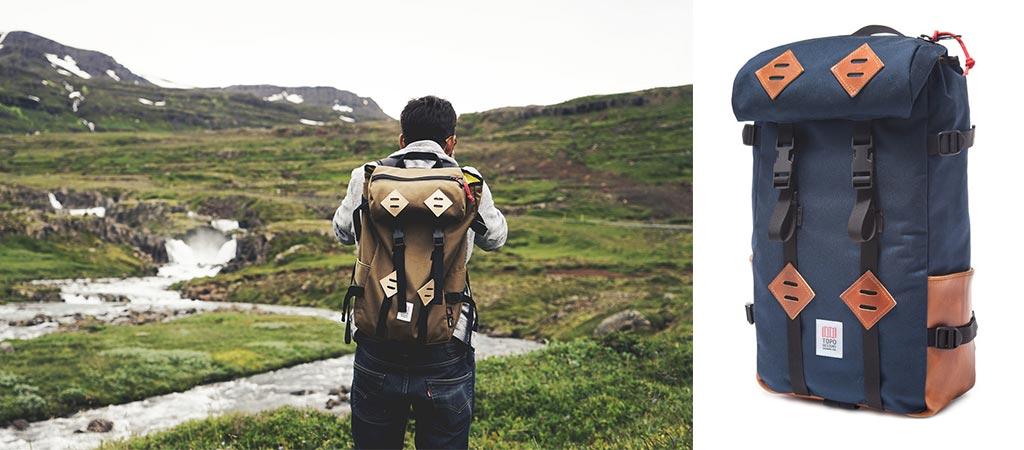 Topo Designs Klettersack Mountain Pack Jebiga Design