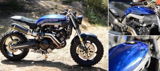 Voxan Scrambler | By Motorieep