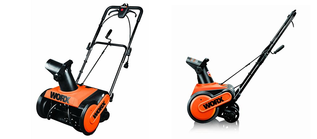 Worx Electric Snow Thrower