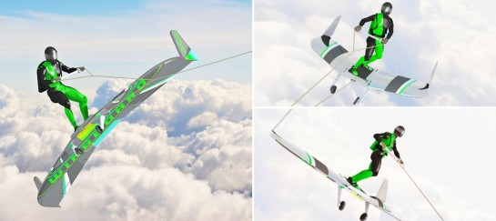 Carve The Sky With A Wingboard | By Wyp Aviation
