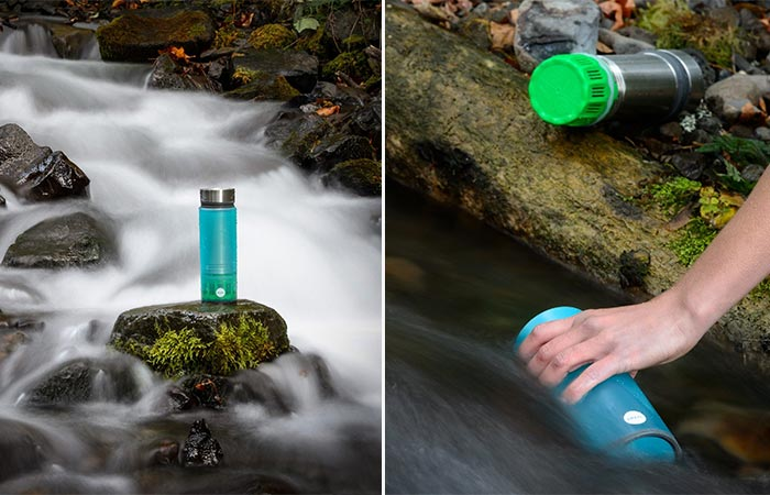GRAYL Quest Trail Water Filter