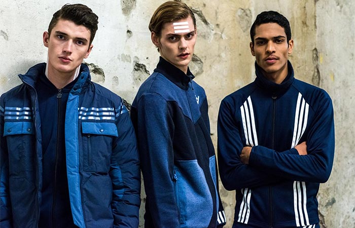 Adidas Originals By White Mountaineering FW16 At Pitti Uomo Three Models