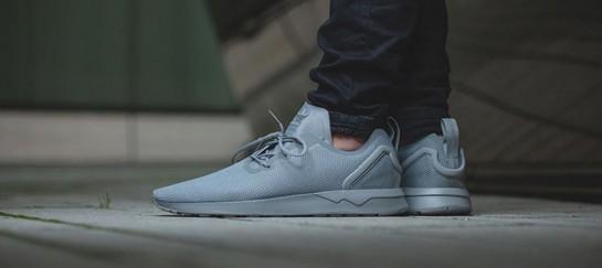 """Adidas ZX Flux Adv Asym """"Solid Grey"""""""