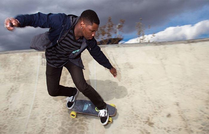 Taking a Ride On Blink-Board