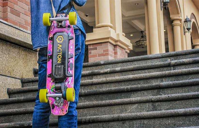 Carrying Blink-Board
