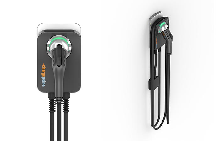 ChargePoint Home Electric Vehicle Charger