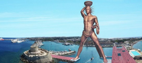 Colossus of Rhodes Project | Rebuilding a Wonder