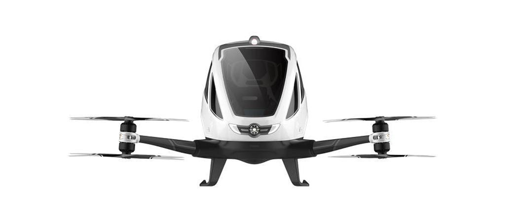 Ehang184 Single-Passenger Drone